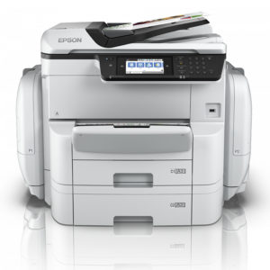 Epson WorkForce WF-C869RDTWF – format A3