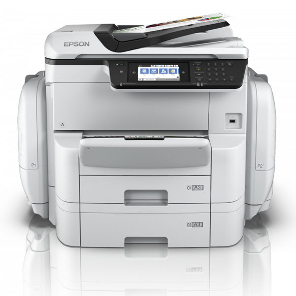 Epson WorkForce WF C869RDTWF