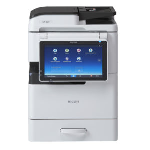 NASHUATEC | RICOH MP 305+SP, MP 305+SPF – format A4
