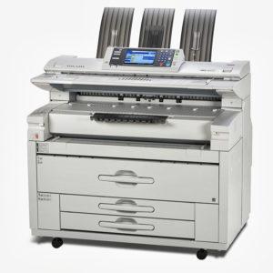 NASHUATEC | RICOH MP W5100, MP W7140 – format A0