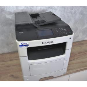 Lexmark MX 410de – format A4